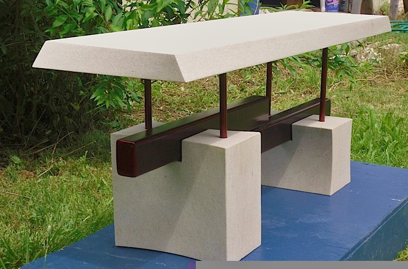 Zig-Zag-bench