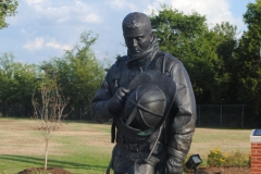 "TN. Fallen Firefighter Memorial .. Bronze .. 7'6""h"