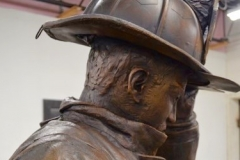 Firefighter Detail in the shop