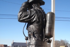Firefighter Detail on Location